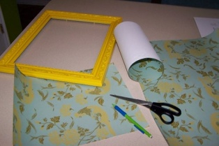 picture frame tray 1