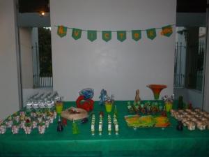 Festa Vi 3 anos