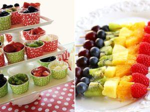 frutas festa