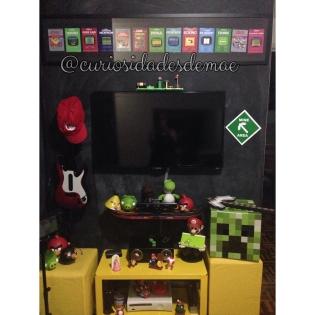 Sala de jogos Vi